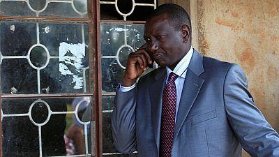 Gunmen storm Kenyan deputy president's home, gunshots fired