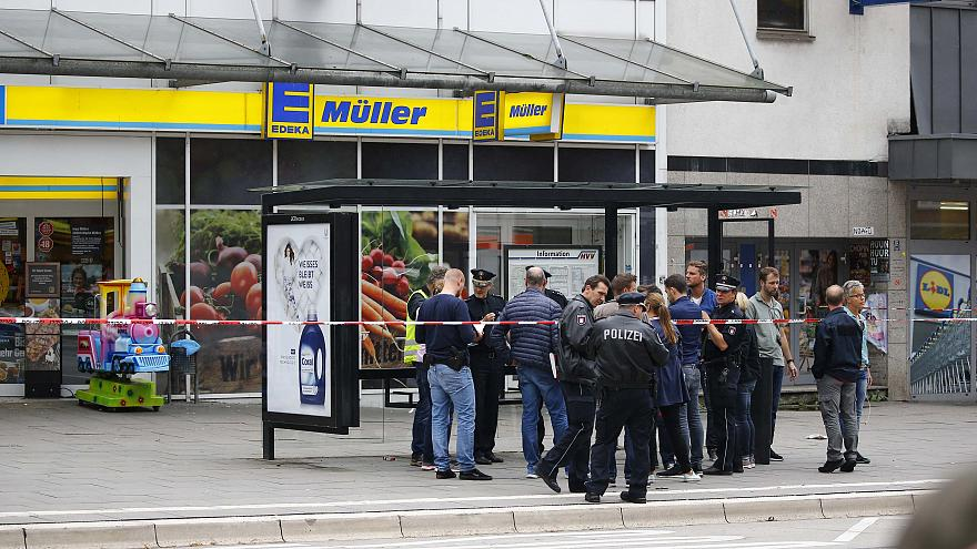 مظنون حمله به سوپر مارکت هامبورگ شناسایی شد