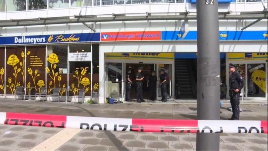 Hambourg : l'assaillant était fiché comme islamiste