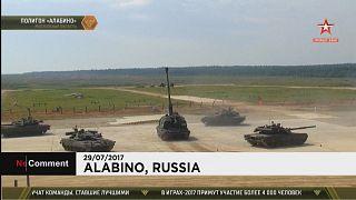 Russie : début des jeux militaires internationaux 2017