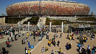 Two killed, several injured in South Africa football stadium stampede