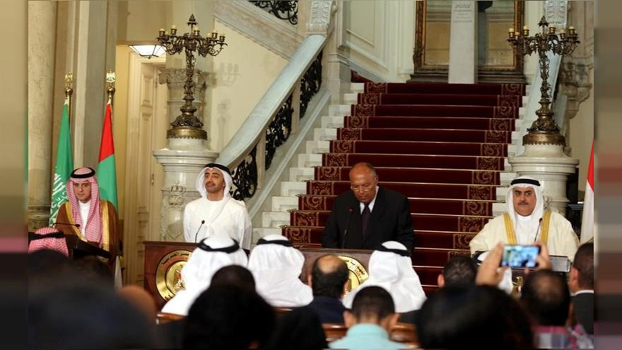 الدول المقاطعة لقطر تدرس فرض عقوبات جديدة