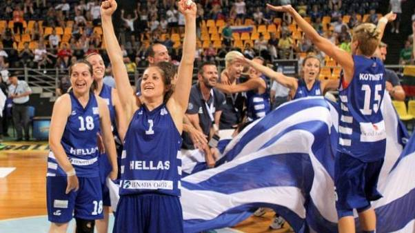 Χρυσό μετάλλιο για την Εθνική Γυναικών Κωφών της Ελλάδας