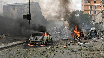 Somalia: Mogadishu car bomb kills at least 5