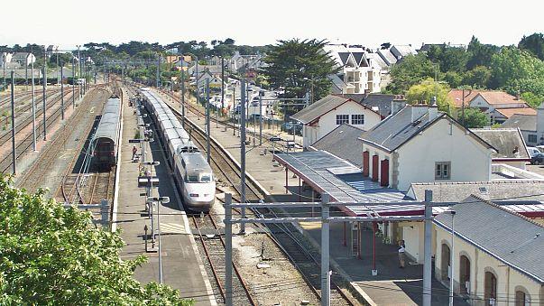 Ferienchaos in Paris: Kein Zug in die Bretagne von Gare Montparnasse