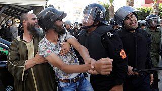 Maroc : des détenus du mouvement de contestation graciés par le roi Mohammed VI