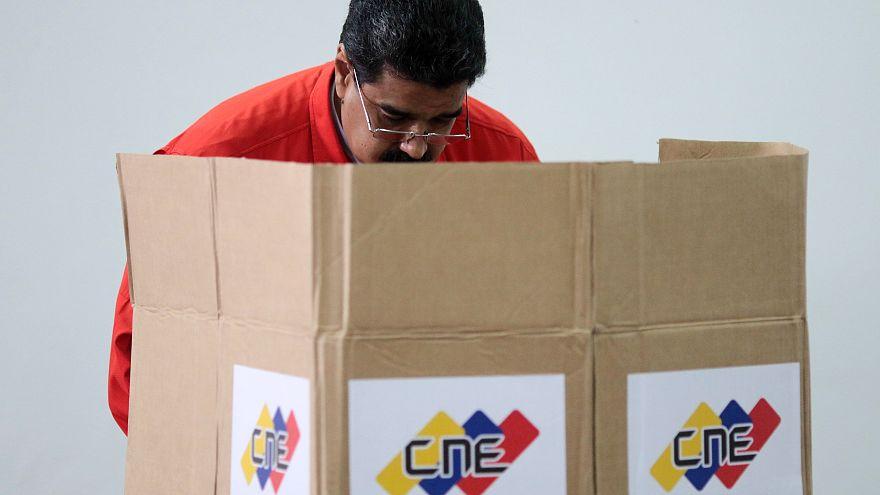 Венесуэла голосует