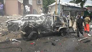 6 people dead after car bomb attack in Somalia's capital, Mogadishu