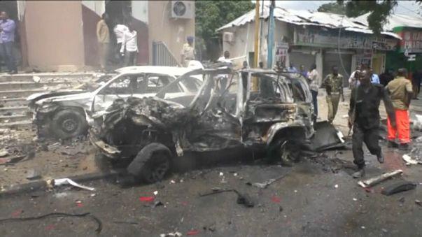 Nouvel attentat à la voiture piégée à Mogadiscio