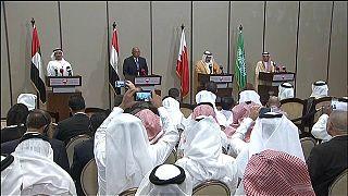 التزام الدوحة بمكافحة الإرهاب، هو شرط رباعية المقاطعة للحوار