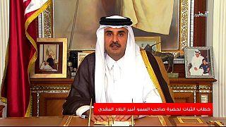 """El cuarteto árabe ofrece diálogo a Catar si deja de apoyar al """"terrorismo"""""""