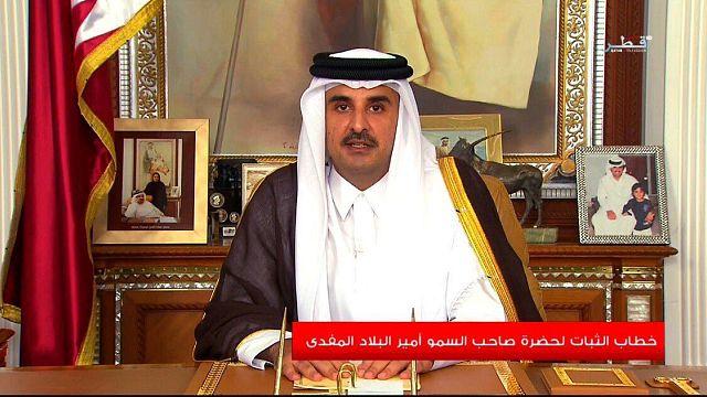 Dört Arap ülkesinden Katar'a 'diyaloğa hazırız' mesajı