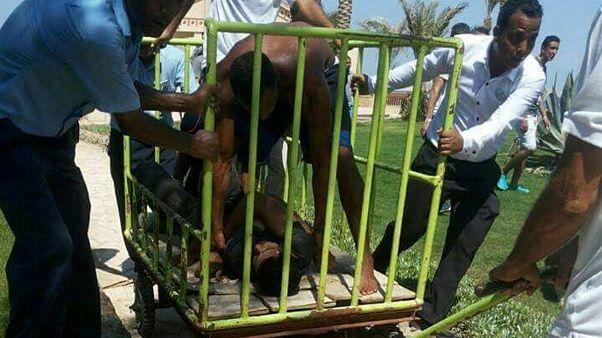 Ägypten: Messerangreifer wollte zur IS-Miliz