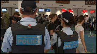 Airport security boosted in Australia over alleged bomb plot