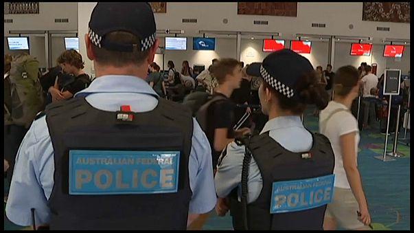 """""""Complot terroriste"""" déjoué en Australie"""