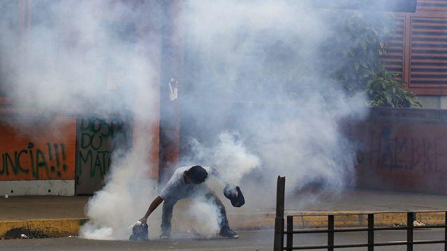 Violencia y votos en Venezuela
