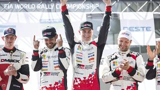 Finns happy for Lappi after Finland Rally win