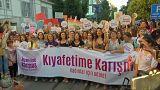 Turchia: la protesta delle donne contro le discriminazioni