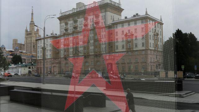 Rússia expulsa centenas de diplomatas norte-americanos