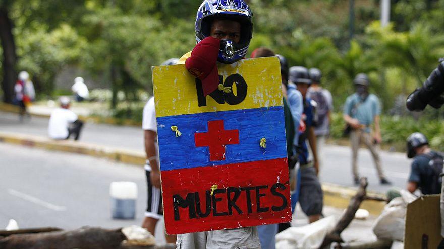 """Venezuela, """"un pas de plus vers la dictature"""""""