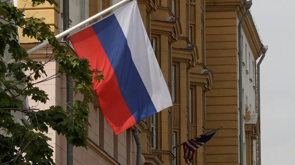 What do the 1,200 US diplomatic staff in Russia do?