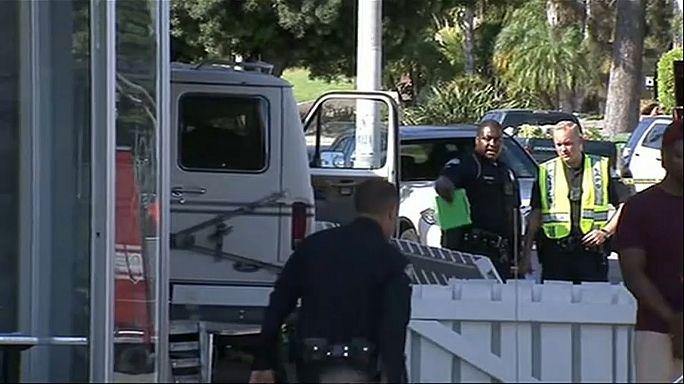 Лос-Анджелес: форсаж с пострадавшими