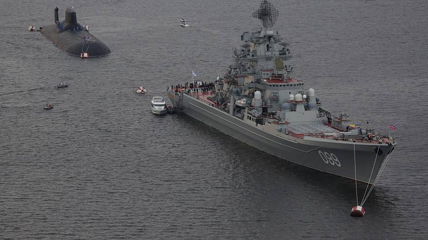 Relics of the past? Russia's aging naval flagships are world's biggest
