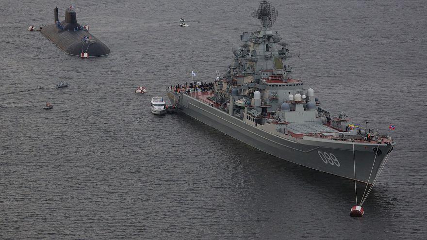 Russlands Schlachtschiffe