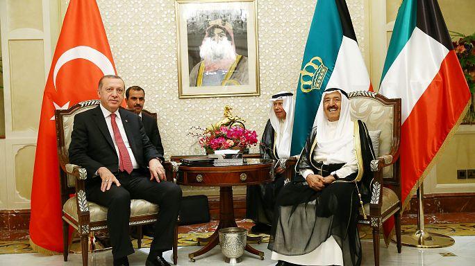 تركيا تعفي الكويتيين من تأشيرة دخول أراضيها