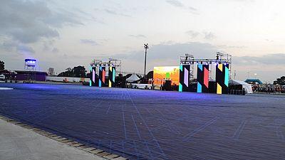 Côte d'Ivoire : fin des 8e jeux de la Francophonie à Abidjan