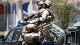 Irak'ın Kabil Büyükelçiliği'ne kanlı saldırı