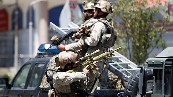 Megtámadták Irak kabuli nagykövetségét