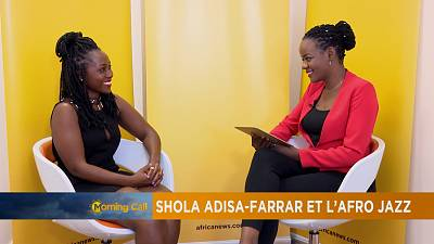 Shola Adisa-Farrar on Afro-jazz music [The Morning Call]