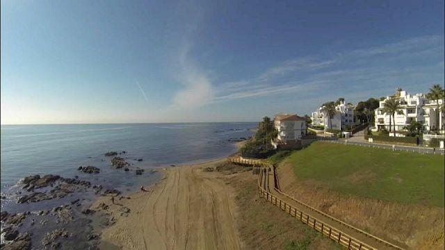 La Costa del Sol tendrá la senda litoral más larga del mundo