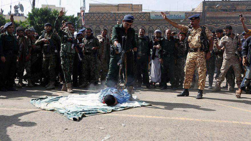 اعدام رجل يمني لادانته باغتصاب وقتل طفلة