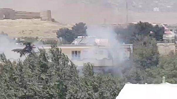 داعش يتبنى الهجوم على السفارة العراقية في كابول