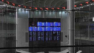 Mercados asiáticos resistem à crise na Península da Coreia