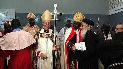 Le soudan, 39e province de l'Église anglicane