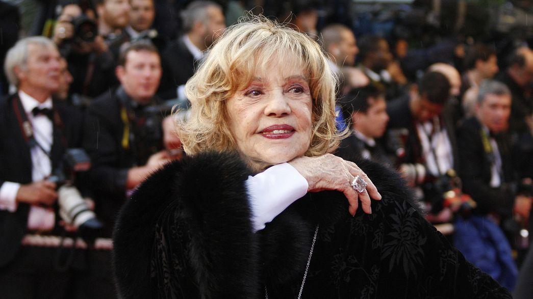 Cinema: è morta Jeanne Moreau