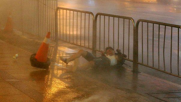 Két tájfun is lecsapott Tajvanra