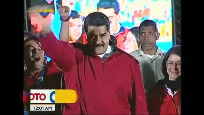 Violencia y caos en Venezuela