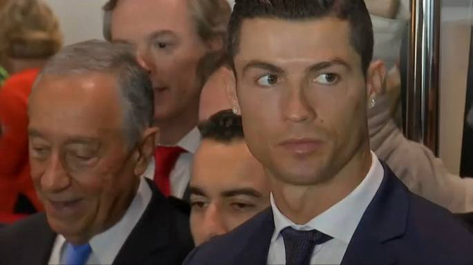 Ronaldo: Anhörung wegen Steuerbetrugs