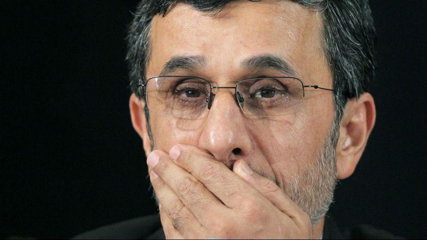 احمدی نژاد: پشت پرده این نقشه شوم را برملا می کنم