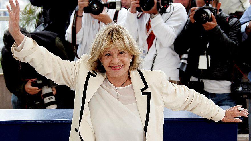 Jean Moreau, musa de la 'Nouvelle Vague', tiñe de luto al cine