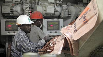 Ethiopia topped African consumers of Dangote cement in first half of 2016