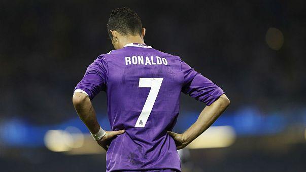 Cristiano Ronaldo hakim karşısına çıktı