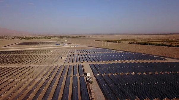 Lendületet kap a napenergia Iránban