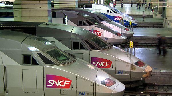 La gare Montparnasse toujours perturbée