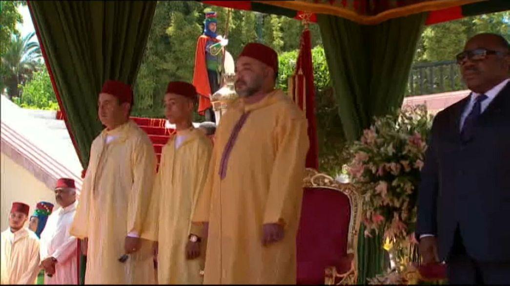 المغرب تحتفل بالذكرى الـ 18 لاعتلاء محمد السادس العرش