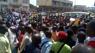 RDC : mobilisation anti-Kabila, heurts à Goma
